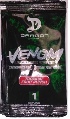 DragonPharmaLabs - Venom (1 порция) пробник - фото 5436