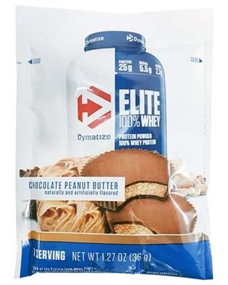 Dymatize Elite Whey Protein (1 порция) пробник - фото 5437