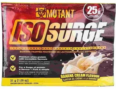 Mutant Iso Surge (1 порция) пробник - фото 5446