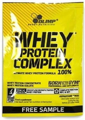 Olimp Whey Protein Complex (1 порция) пробник - фото 5449
