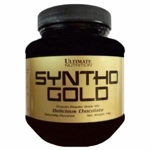 Ultimate Nutrition Syntho Gold (1 порция) пробник - фото 5491