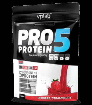 VP Laboratory PRO 5 Protein (1 порция) пробник - фото 5503