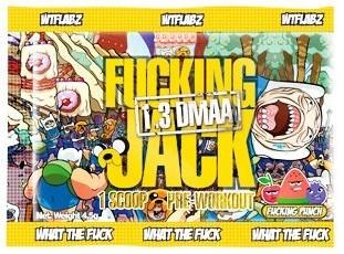 WTFLABZ - Fucking Jack (1 порция) пробник - фото 5506