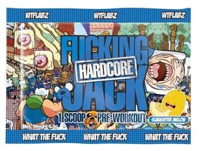 WTFLABZ - Fucking Jack Hardcore (1 порция) пробник - фото 5507