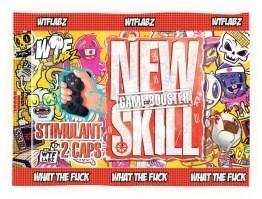 WTFLABZ - New Skill (1 порция) пробник - фото 5510