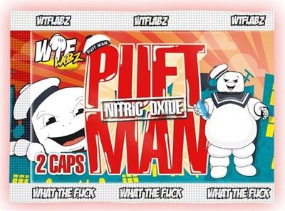 WTFLABZ - Puft Man (1 порция) пробник - фото 5511