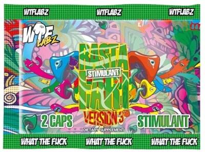 WTFLABZ - Rastafari V3 (1 порция) пробник - фото 5512