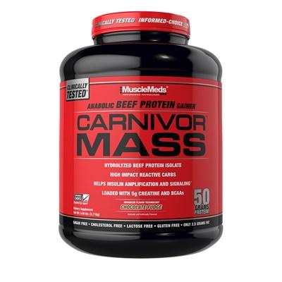 MuscleMeds Carnivor Mass (2590гр) - фото 5524