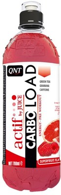 QNT Carbo Load Actif by Juice (700мл) - фото 5558