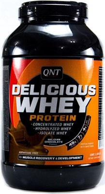 QNT Delicious Whey Protein (2200гр) - фото 5559