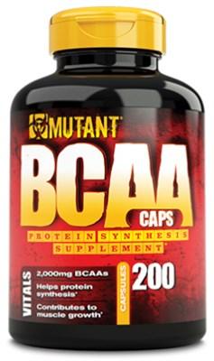 Mutant - BCAA (200капс) - фото 5571