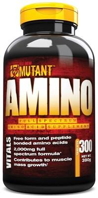 Mutant Amino (300таб) - фото 5572