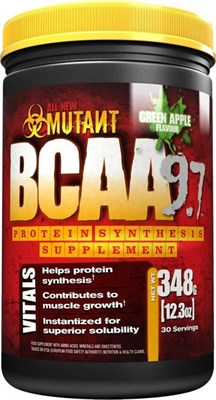 Mutant BCAA (348гр) - фото 5574