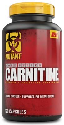 Mutant Core Series L-Carnitine (120капс) - фото 5577