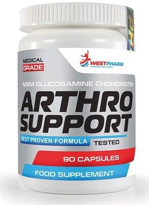 WESTPHARM - Arthro Support 500мг (90капс) - фото 5592