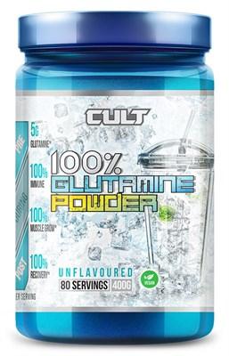 Cult - 100% Glutamine powder (400гр) - фото 5611