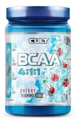 Cult - BCAA 4:1:1 powder (200гр) - фото 5616