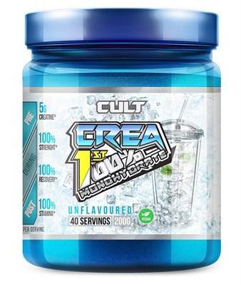 Cult - Crea 100% Monohydrate (200гр) - фото 5620