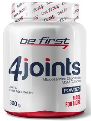 Be First - 4joints powder (300гр) - фото 5751