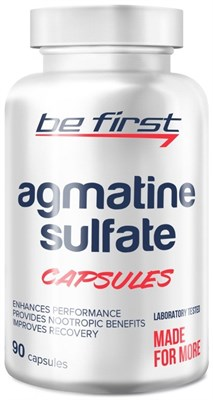 Be First - Agmatine Sulfate (90капс) - фото 5756
