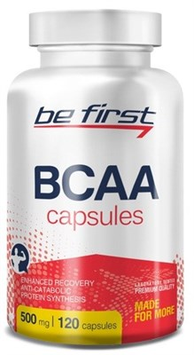 Be First - BCAA capsules (120капс) - фото 5762