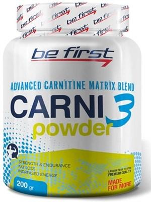Be First - CARNI 3 powder (200гр) - фото 5767