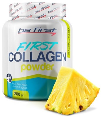 Be First - First COLLAGEN Powder (200гр) - фото 5783