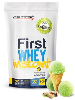 Be First - First Whey instant (900гр) - фото 5785
