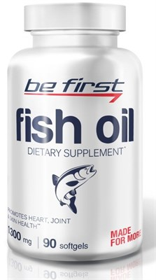 Be First - Fish Oil (90гел.капс) - фото 5786