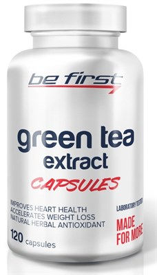 Be First - Green Tea Extract Capsules (120капс) - фото 5791