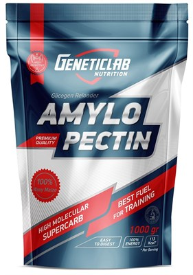 GeneticLab Nutrition - Amylopectin (1000гр) - фото 5837