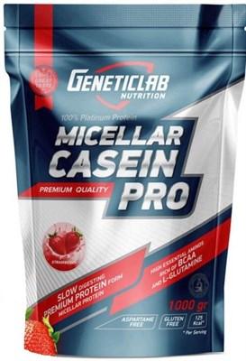 GeneticLab Nutrition - Casein PRO 80% (1000гр) - фото 5842