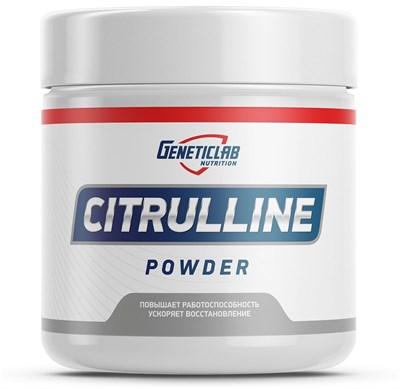 GeneticLab Nutrition - Citrulline powder (300гр) - фото 5843