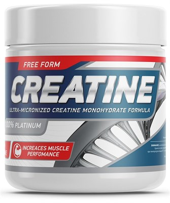 GeneticLab Nutrition - Creatine Monohydrate Powder (300гр) - фото 5848