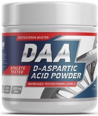 GeneticLab Nutrition - DAA D-Aspartic Acid Powder (100гр) - фото 5850