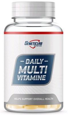 GeneticLab Nutrition - Daily Multivitamine (60таб) - фото 5851