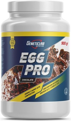 GeneticLab Nutrition - Egg Pro (900гр) - фото 5853