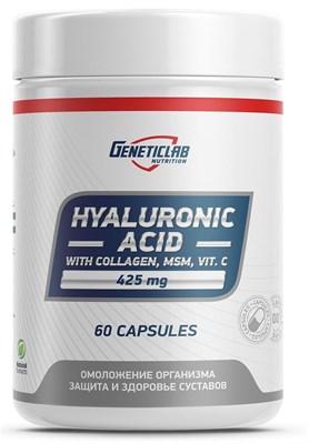 GeneticLab Nutrition - Hyaluronic Acid (60капс) - фото 5863