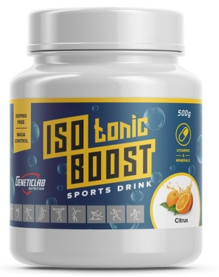 GeneticLab Nutrition - Isotonic Boost (500гр) - фото 5865