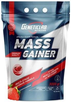 GeneticLab Nutrition - Mass Gainer (3000гр) - фото 5872
