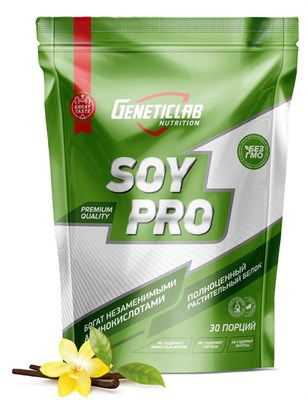 GeneticLab Nutrition - SOY Pro (900гр) - фото 5879