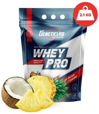 GeneticLab Nutrition - Whey PRO (2100гр) - фото 5882