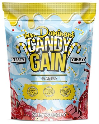 mr.Dominant Candy Gain (1000гр) - фото 5893