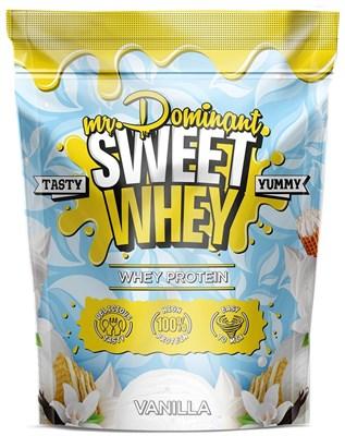 mr.Dominant Sweet Whey (900гр) - фото 5896