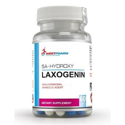WESTPHARM Laxogenin 100mg (60капс) - фото 5903