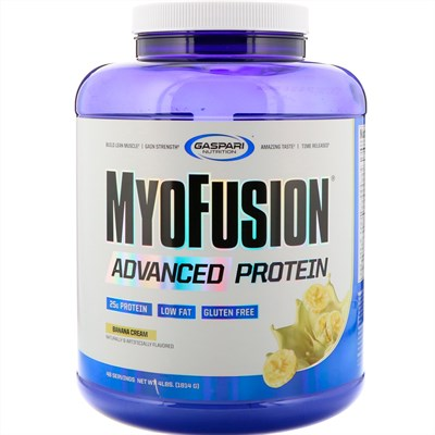 Gaspari Nutrition - MyoFusion Advanced Protein (1800гр) - фото 5905