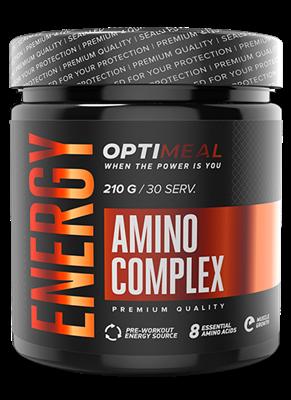OptiMeal Energy Amino Complex (210гр) - фото 5909