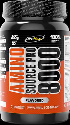 OptiMeal Amino Source Pro 8000 (400гр) - фото 5910
