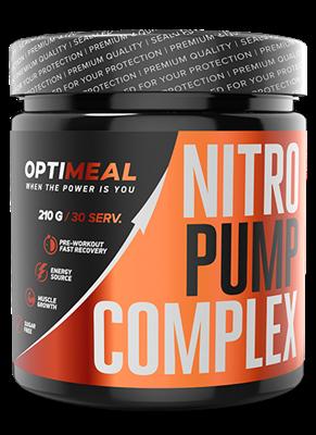 OptiMeal Nitro Pump Complex (210гр) - фото 5915