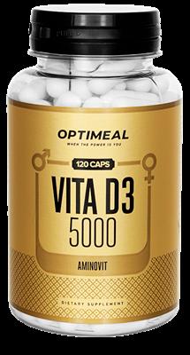 OptiMeal Vita D3 (120капс) - фото 5916